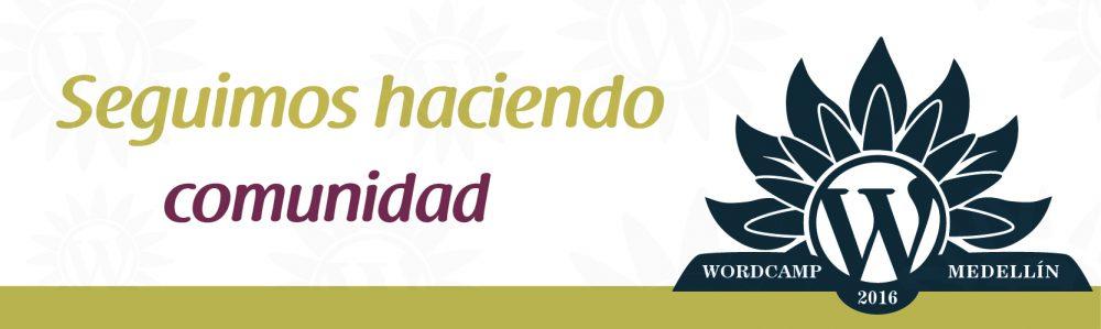 WordCamp Medellín